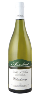 Chardonnay-La cave de cogne-anselmet