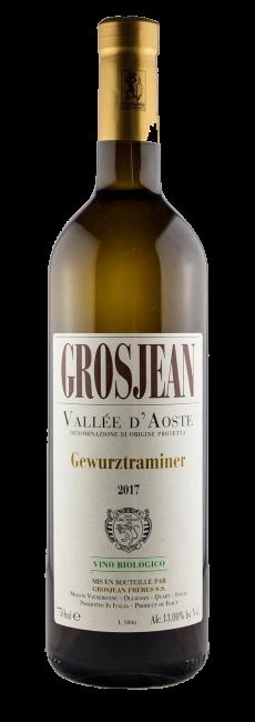 Gewurztraminer Grosjean -La Cave de Cogne e-shop