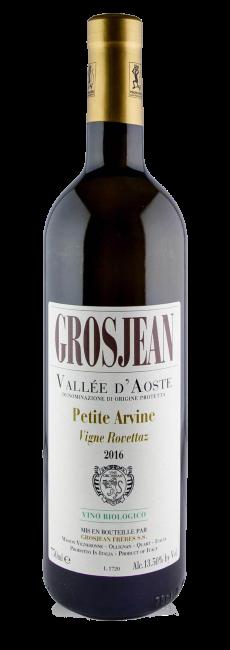 Petite Arvine Vigne Rovettaz Grosjean - La Cave de Cogne e-shop
