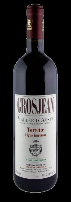 Torrette Vigna Rovettaz Grosjean - La Cave de Cogne e-shop